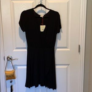 NWT black dress